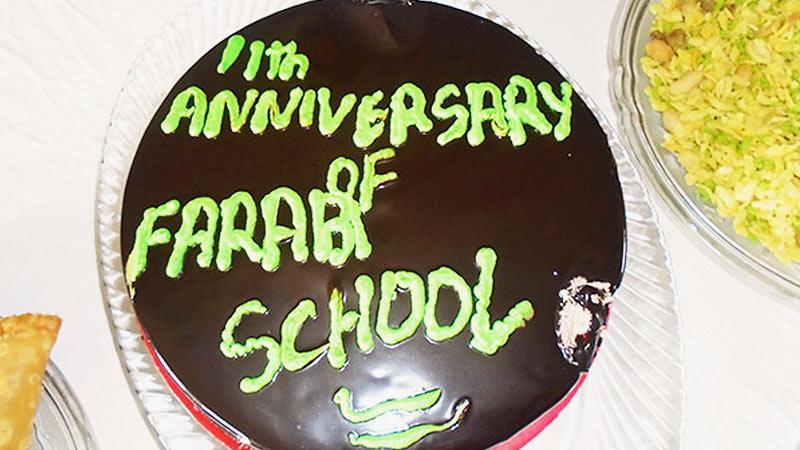 11th Anniversary of Farabi Primary School – Aug 17