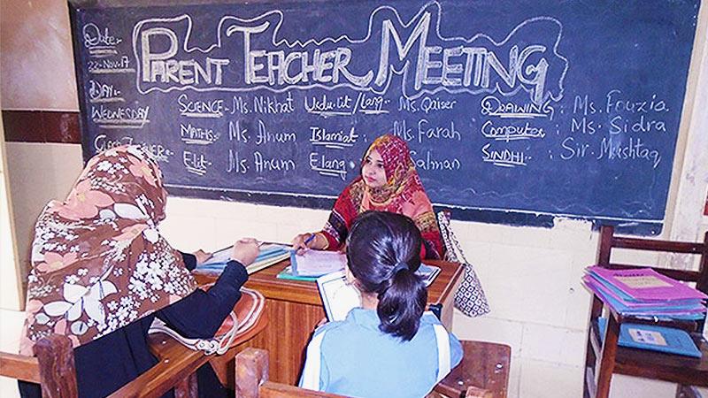 Parent Teachers Meeting – Nov 17