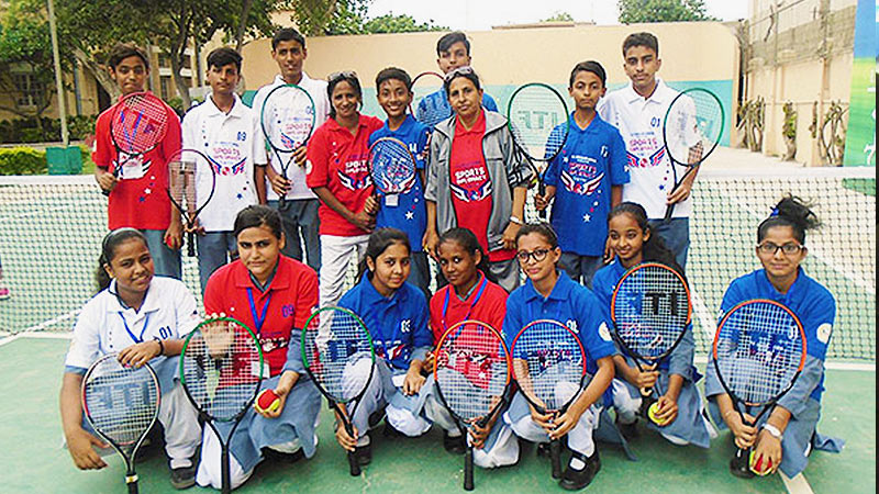 Student Attended Sports Event at American Consulate – Aug 17